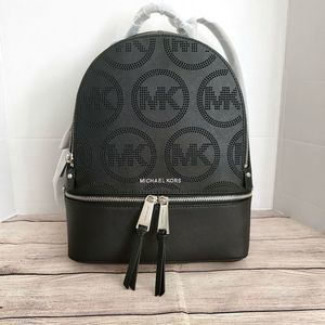 Michael Kors the Rhea Medium Zip Backpack